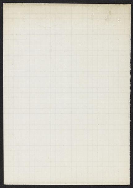 Ludmila Savitzky Blank card