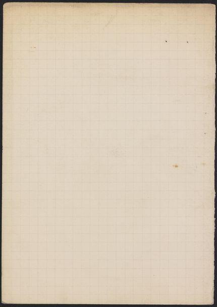 Ernest Hemingway Blank card