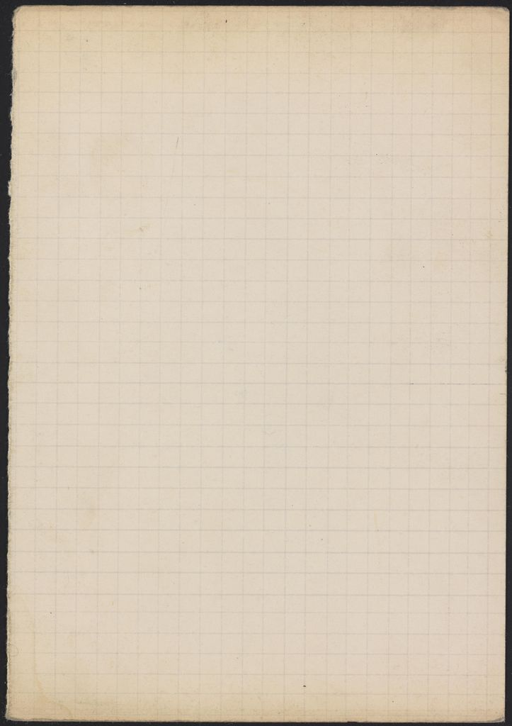E. Lacroix Blank card (large view)