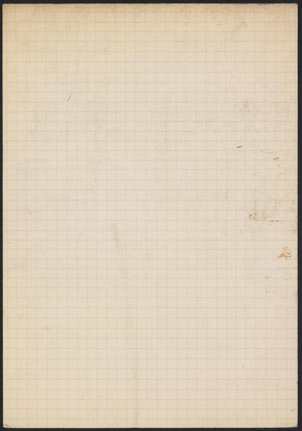 Marthe Lamy Blank card