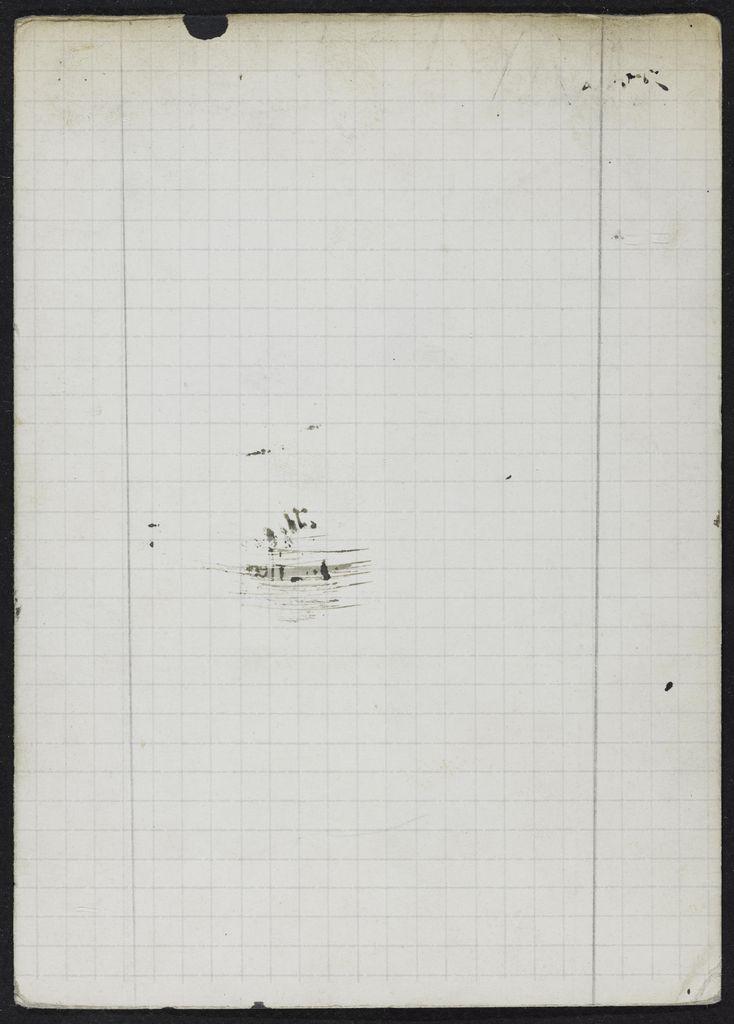 Pierre Vogein Blank card (large view)