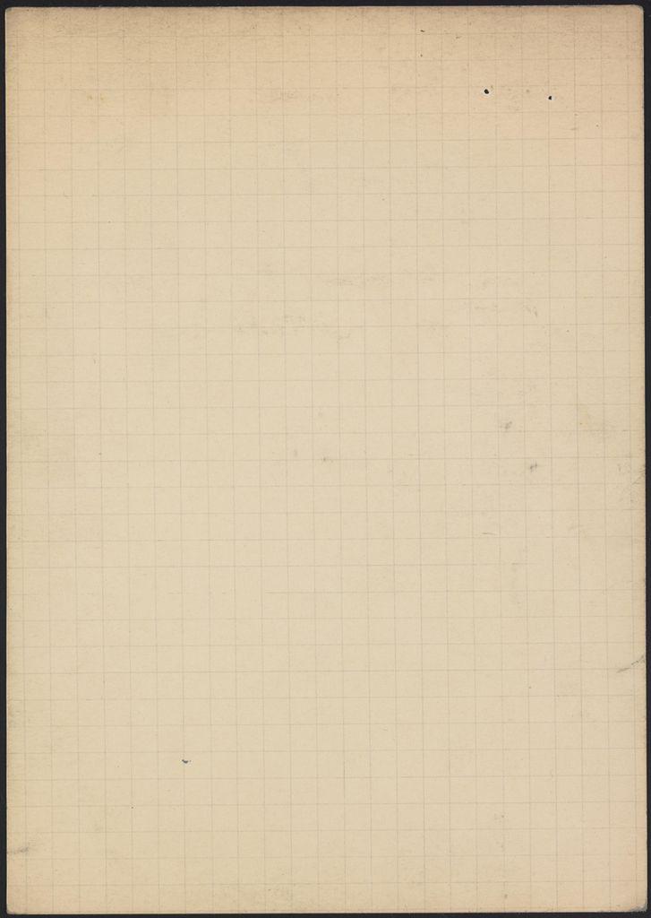 Helen Prenter Blank card (large view)