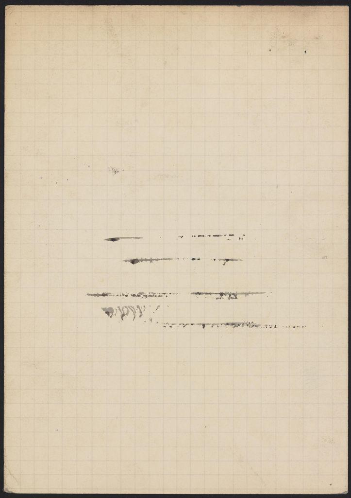 Pierre Leyris Blank card (large view)