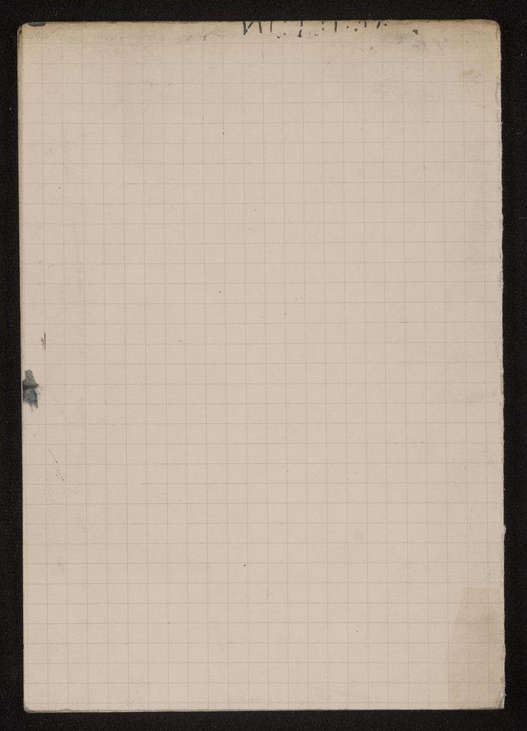 Mrs. Jackson Blank card (large view)
