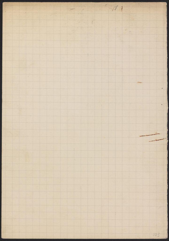 Ernest Hemingway Blank card (large view)