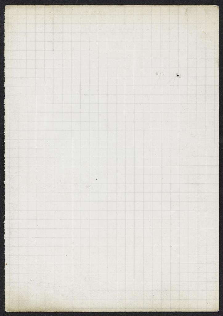 Robert McAlmon Blank card (large view)