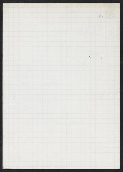 Monica Stirling Blank card