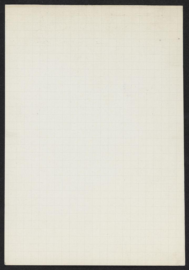 Nathalie Sarraute Blank card (large view)