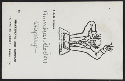 Countess de Vogué Unknown card