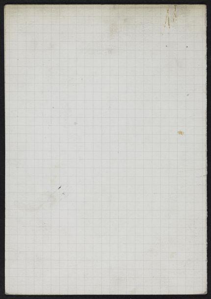 Hélène de Wendel Blank card