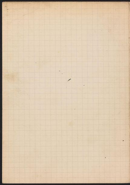 Alice M. Killen Blank card