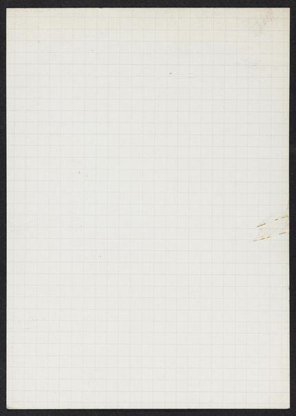 Stephen Spender Blank card