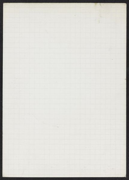 Françoise de Marcilly Blank card
