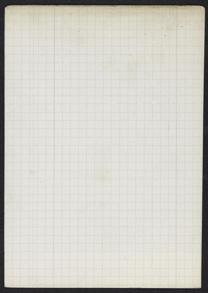 Robert D. Sage Blank card (large view)