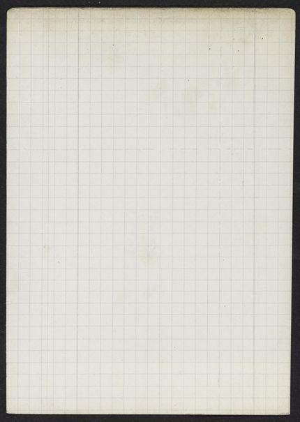 Robert D. Sage Blank card