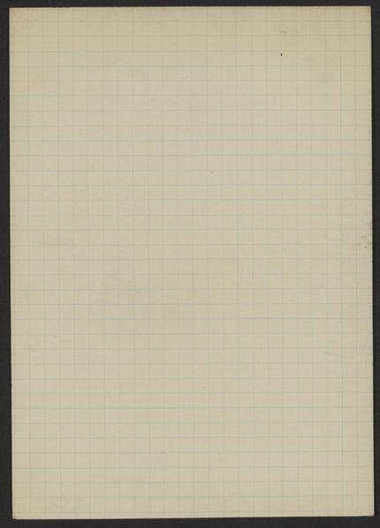 Fanny Rirachowsky Blank card